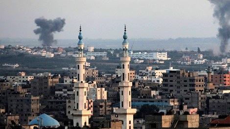 Gazze'nin imarına Yılmazlar İnşaat talip!
