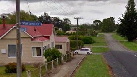Yeni Zelanda'daki kasaba büyük ilgi çekti