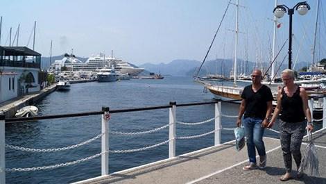 """Yunan adaları da """"bayram"""" ediyor"""