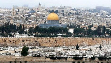İsrail'in 800 konut onayına tepki!