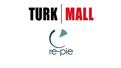 RE-PIE - TURKMALL işbirliği yapıyor