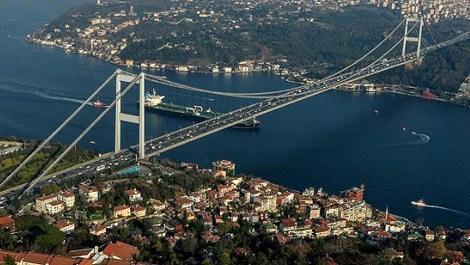 Fatih Sultan Mehmet Köprüsü, 32 yıldır hizmet veriyor