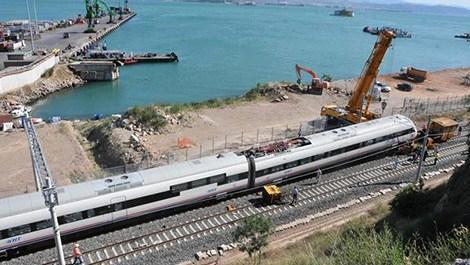 sürat demiryolu hattı