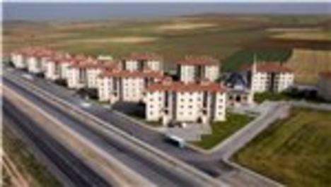 TOKİ, Konya'da 609 konutu satışa çıkardı