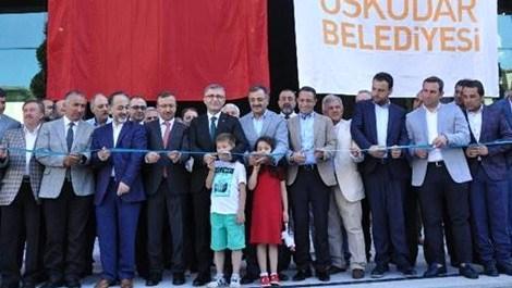 uskudar belediyesi yeni hizmet binasi
