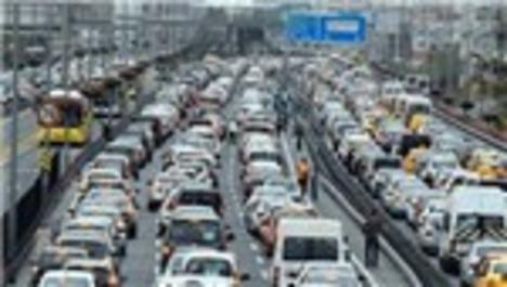 İstanbul trafiği, endüstriyel tasarım konseyinin konusu oldu!