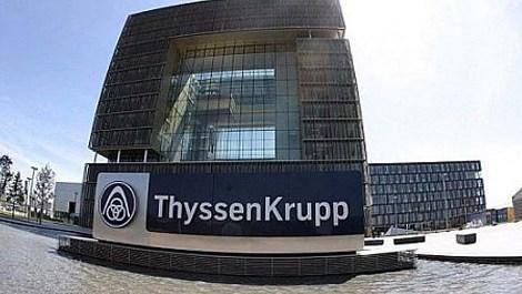 thyssenkrupp türkiye