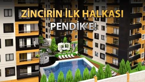 Öz-Bostan İnşaat'tan 116 konutluk Manzara 7/24!
