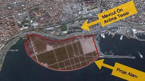 Yenikapı Atık Su Tesisi halkın görüşüne açıldı