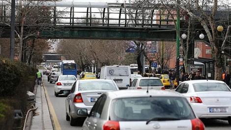 Başkentray köprü yenileme çalışmaları
