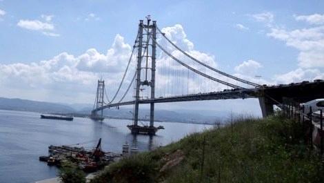Osmangazi Köprüsü, Makyol'a rekor getirdi!