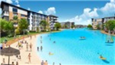 Crystal Lagoons'ten Avustralya'ya ilk yüzülebilir yapay lagün