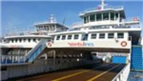 İstanbullines'ın Yalova feribotları İstanbul'da!
