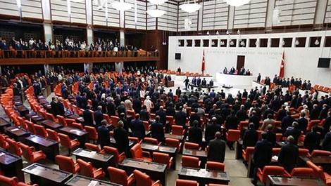 Türkiye Büyük Millet Meclisi'nde tarihi toplantı!
