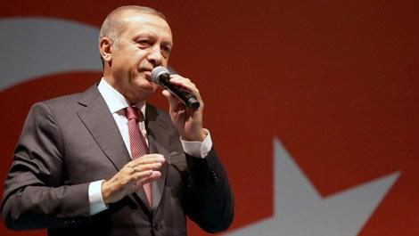 Erdoğan: Çarşamba günü önemli bir kararı açıklayacağız