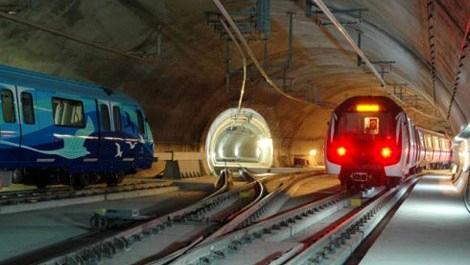 Kaynarca Pendik Tuzla Metrosu