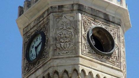 İzmir Saat Kulesi'nin sırrı çözüldü