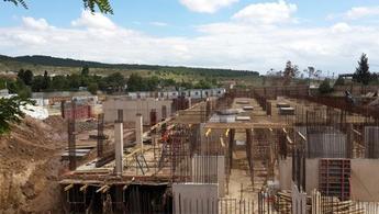 Erguvan İnşaat Kurtköy'de 5. projesinin temelini attı