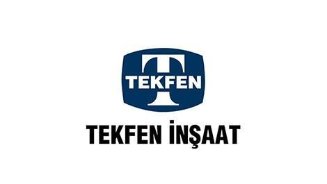 Tekfen'den Azerbaycan'da 94 milyon dolarlık imza!