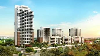 Tual Bahçekent'in örnek dairesine yoğun ilgi!