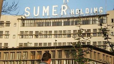Sümer Holding'in Ankara'daki mağazası satışa çıkarıldı