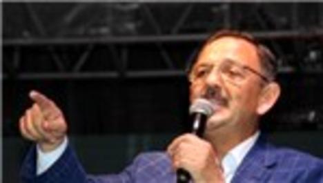 Mehmet Özhaseki: Meydanları boş bırakmayacağız!