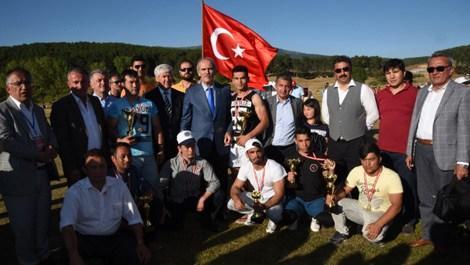 Türk Dünyası Spor Oyunları Şöleni