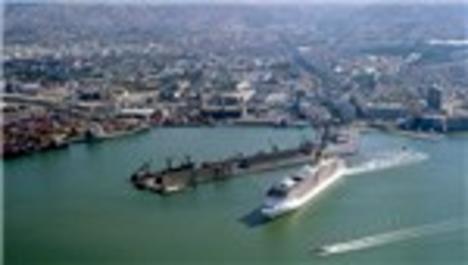 İzmir Alsancak Limanı'nın yeni imar planları askıdan indi