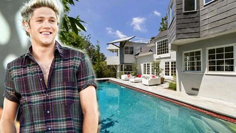 Hayaletli evin yeni sahibi Niall Horan!