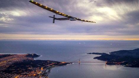Solar Impulse 2, dünya turunu tamamladı