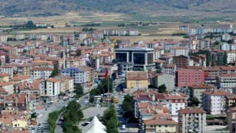 Ankara'da satılık arsa ve 16 büro!