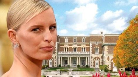 Karolina Kurkova, Bodrum'da 1100 Euro'ya 2 oda tuttu