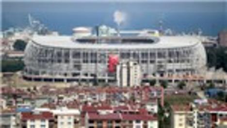 Samsun 19 Mayıs Stadı, Karadeniz gibi 'dalgalanacak'