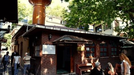 Çınaraltı Hamdullah Paşa Camisi