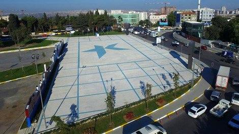 Halkalı Meydanı '15 Temmuz Şeref Meydanı' oluyor