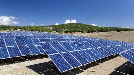Isparta'ya güneş enerjisi yatırımı