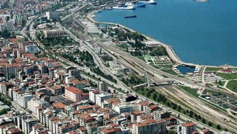 Samsun Büyükşehir Belediyesi'nden satılık arsa!
