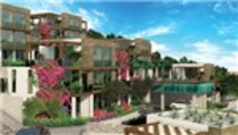 Gümüşlük Vista Sunset Evleri satışa çıktı