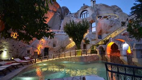 Dünyanın en sıra dışı otelleri listesinde bir Türk oteli!