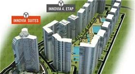 Innovia 4'te dairelerin yüzde 85'i satıldı