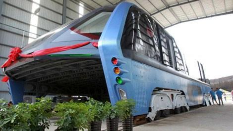 transit raylı otobüs