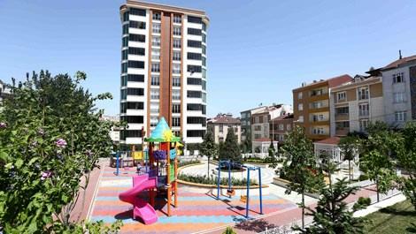 Bağcılar'da kentsel dönüşüm ile yeni parklar yapılıyor