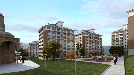 Erzurum Palandöken'de 2. etap yaşam alanı kurulacak