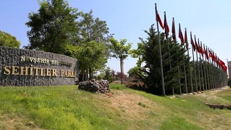 nevşehir 15 temmuz şehitler anıtı