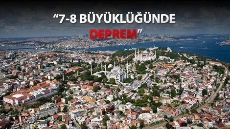 Fransızlardan İstanbul için deprem uyarısı!