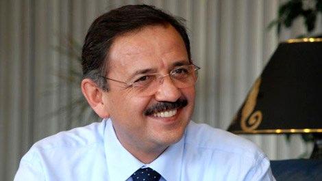 Bakan Mehmet Özhaseki: Davaları geri çekmeye hazırım