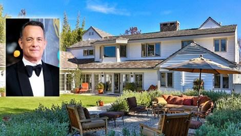 Tom Hanks, 2 malikanesini 18 milyon dolara satışa çıkardı!