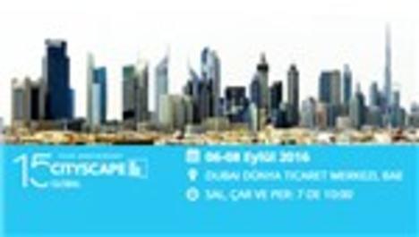 Dubai Cityscape 2016 Fuarı'na katılan Türk firmalar!