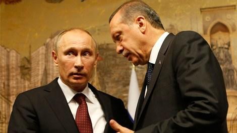 erdoğan ve putin el sıkışıyor