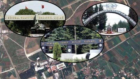 askeri tesisler